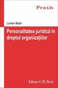 PERSONALITATEA JURIDICA IN DREPTUL ORGANIZATIILOR