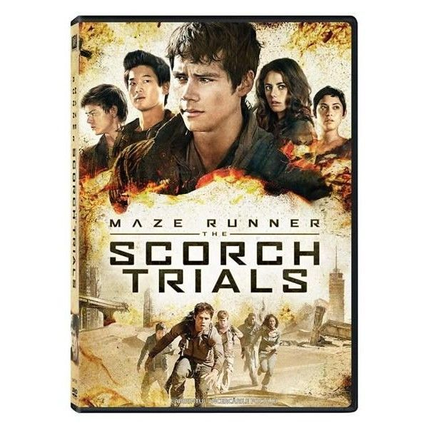 MAZE RUNNER: THE SCORCH TRIALS - INCERCARILE FOCULUI