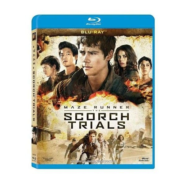 BD: MAZE RUNNER: THE SCORCH TRIALS - INCERCARILE FOCULUI