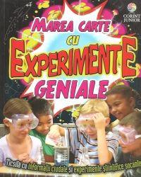 MAREA CARTE CU EXPERIMENTE GENIALE