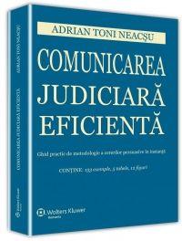 COMUNICAREA JUDICIARA EFICIENTA