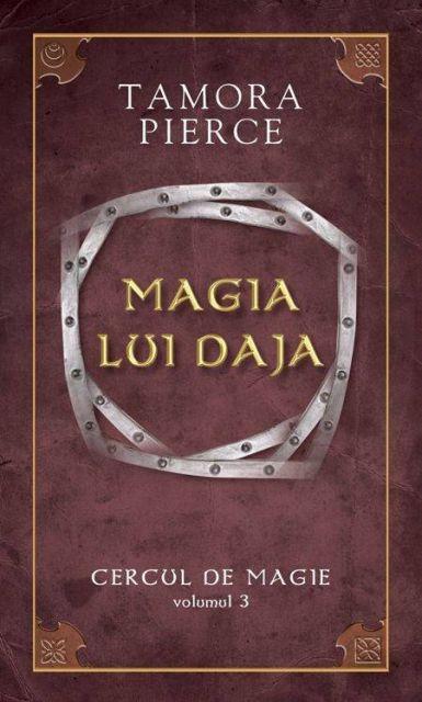 MAGIA LUI DAJA (CERCUL DE MAGIE, VOL 3)