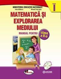 MANUAL MATEMATICA SI EXPLORAREA MEDIULUI CLS II SEM 2