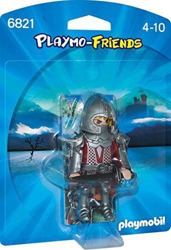 Playmobil-Figurina,cavaler de fier