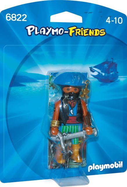 Playmobil-Figurina,pirat din caraibe