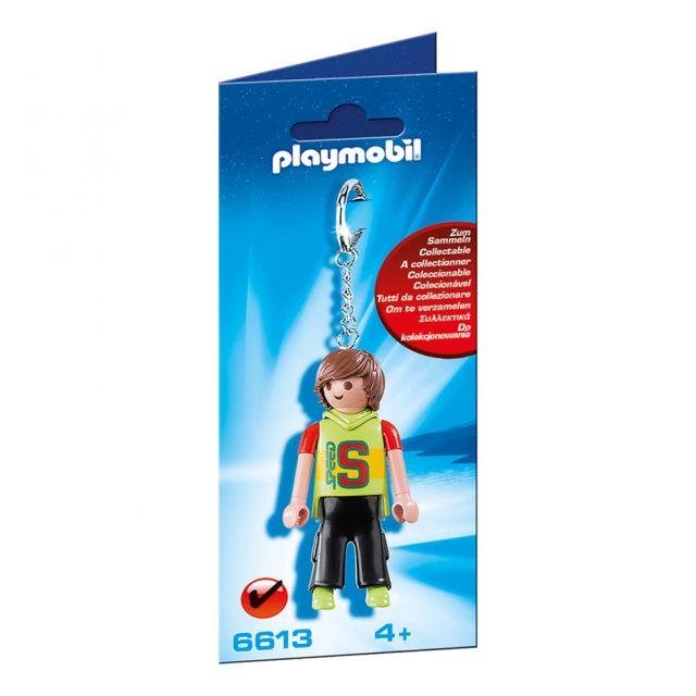 Playmobil-Breloc,skateboarder