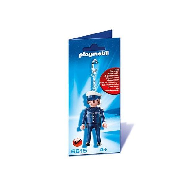 Playmobil-Breloc,politist