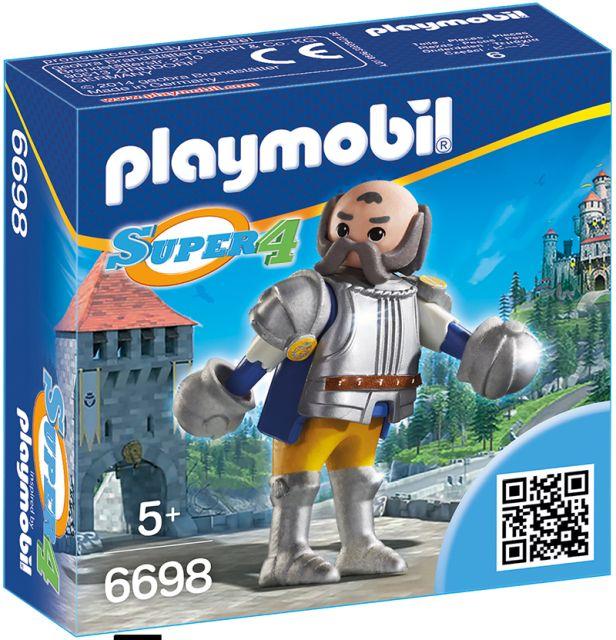 Playmobil-Super 4,gardian regal