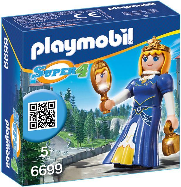 Playmobil-Super 4,printesa leonora