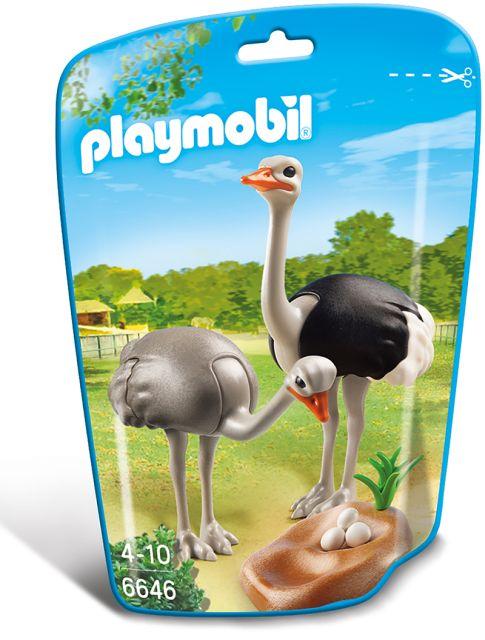 Playmobil-Strut, pui