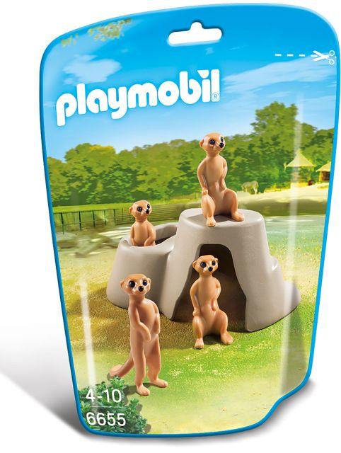 Playmobil-Manguste