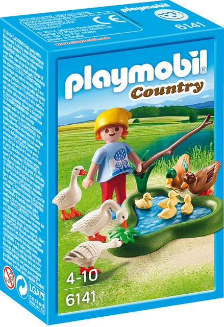 Playmobil-Country,Rate si gaste