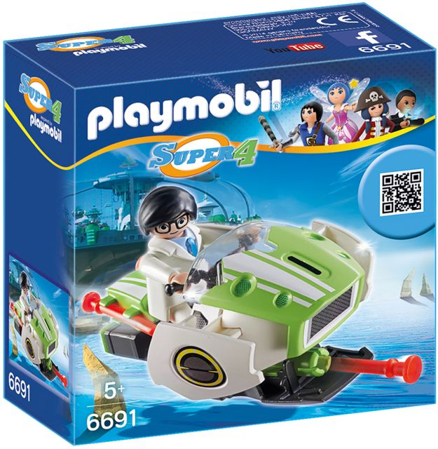 Playmobil-Super 4,skyjet