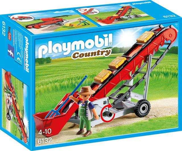 Playmobil-Country,Transportor baloti de fan