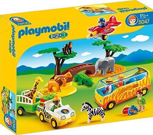 Playmobil-1.2.3. Safari