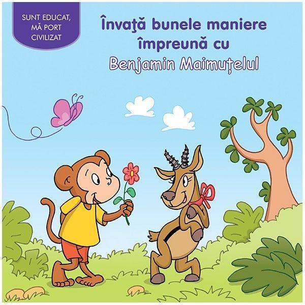 INVATA BUNELE MANIERE IMPREUNA CU BENJAMIN MAIMUTELUL