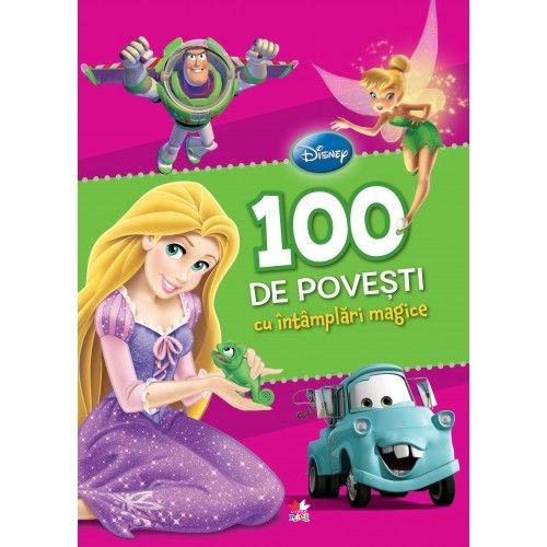 DISNEY. 100 DE POVESTI CU INTAMPLARI MAGICE. VOL 3
