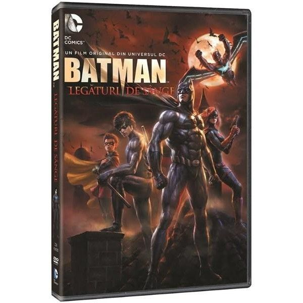 BATMAN: LEGATURI DE SANGE - BATMAN: BAD BLOOD