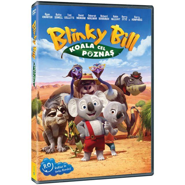 BLINKY BILL: KOALA CEL POZNAS - BLINKY BILL THE MOVIE