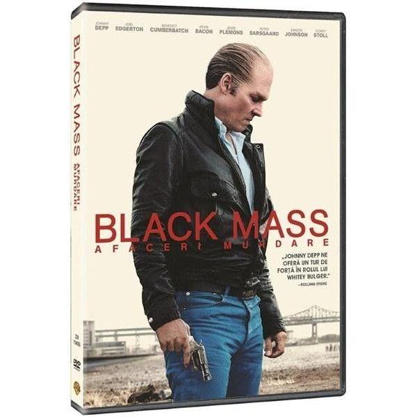 BLACK MASS: AFACERI MURDARE - BLACK MASS