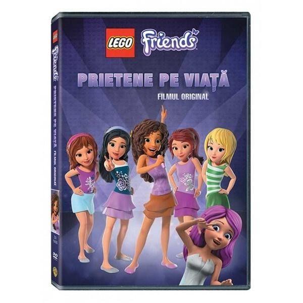 LEGO FRIENDS: PRIETENE PE VIATA - LEGO FRIENDS: GIRLZ 4 LIFE