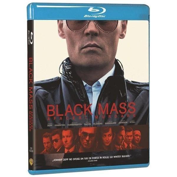 BD: BLACK MASS: AFACERI MURDARE - BLACK MASS
