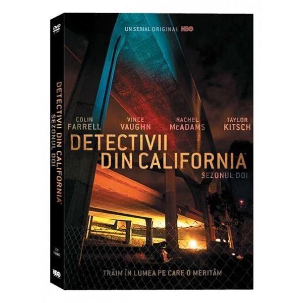 DETECTIVII DIN CALIFORNIA SEZONUL 2 - TRUE DETECTIVE: THE COMPLETE SECOND SEASON