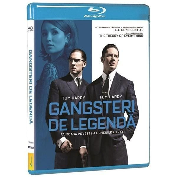 BD: GANGSTERI DE LEGENDA - LEGEND