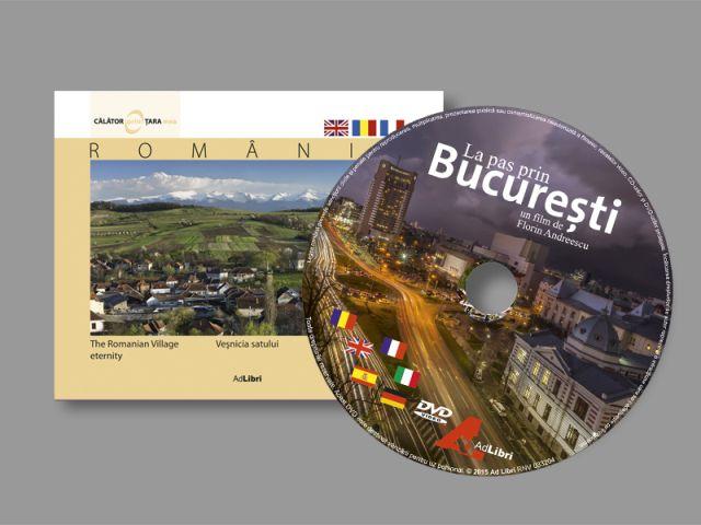 VESNICIA SATULUI + DVD BUCURESTI, CADOU