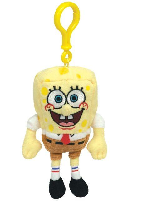 Plus TY Nickelodeon-Sponge Bob,8.5cm