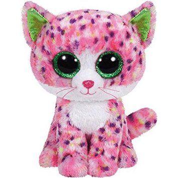 Plus TY Sophie-Pisica roz patata,15cm