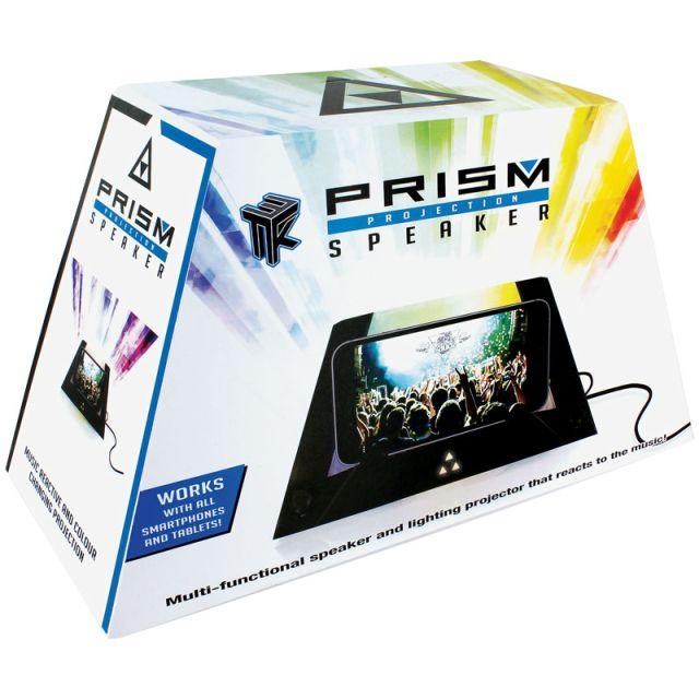 Boxa cu sistem de proiectie Prism