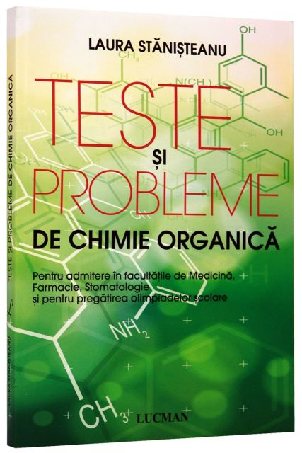 TESTE SI PROBLEME DE CHIMIE ORGANICA