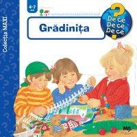 COLECTIA MAXI GRADINITA 4-7 ANI