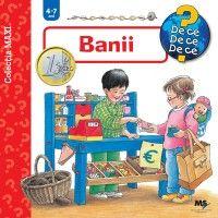 COLECTIA MAXI BANII 4-7 ANI