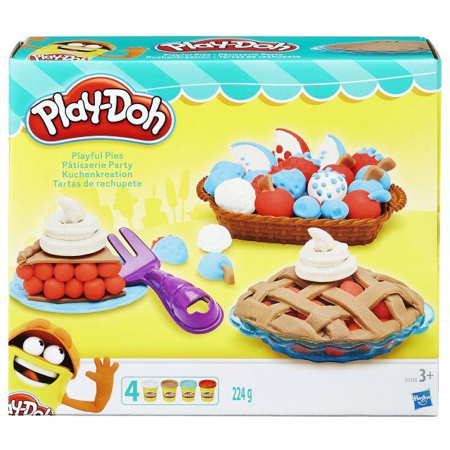 PlayDoh-Set creatie,Placinte