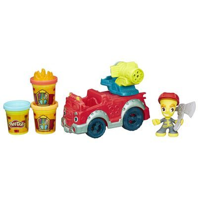 PlayDoh-Set creatie,Town,masina pompieri