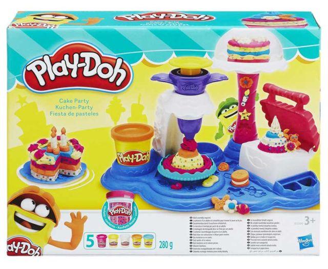 PlayDoh-Set creatie,Petrecere cu tort
