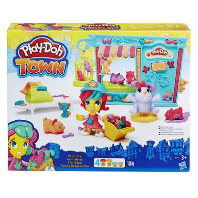 PlayDoh-Set creatie,Town,magazinul de animale