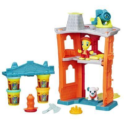 PlayDoh-Set creatie,Town,statia de pompieri