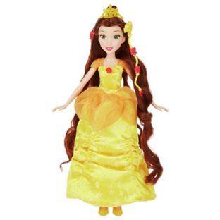 Papusa Disney,Princess,cu accesorii de par