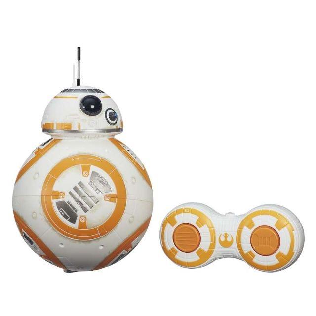 Star Wars,robot BB8,cu telecomanda