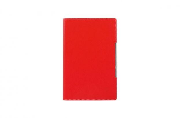 Agenda A5,Alicante,122file,red
