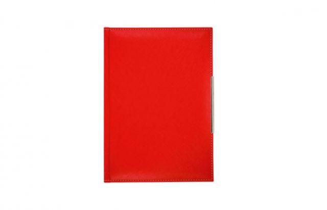 Agenda B5,Alicante,122file,red