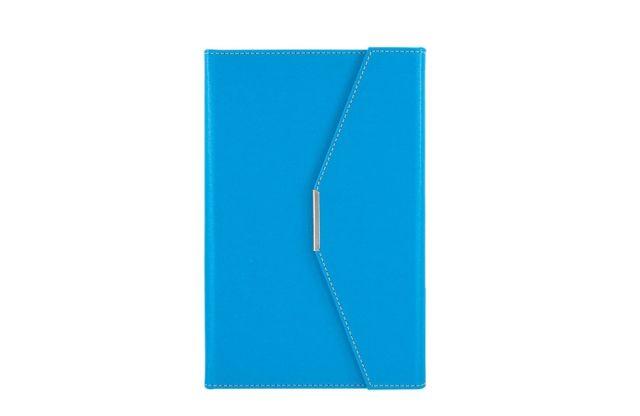 Agenda plic A5,Ultra,122file,sky blue
