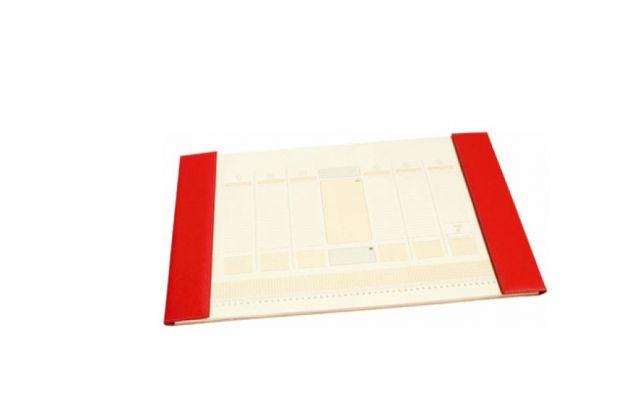 Mapa de birou,38*58cm,red