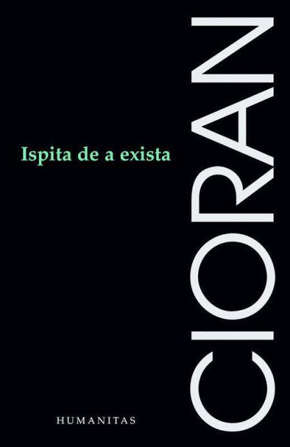 ISPITA DE A EXISTA