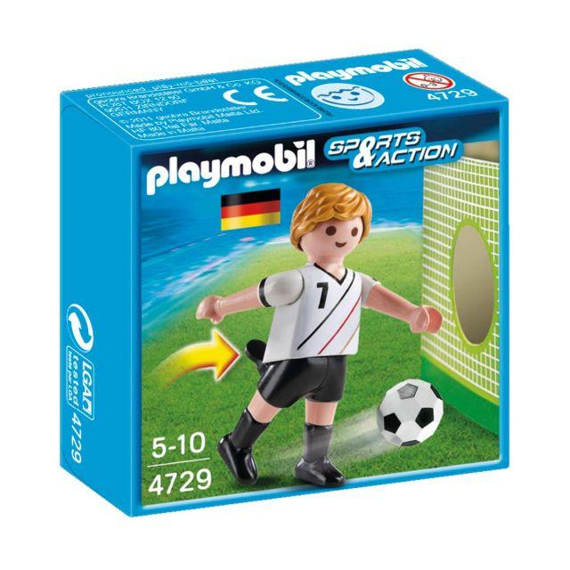 Playmobil-Jucator fotbal,Germania