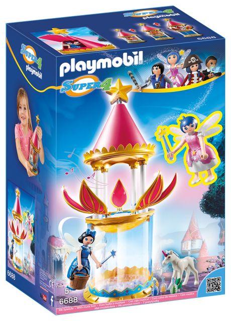 Playmobil-Turnul floare al zanelor