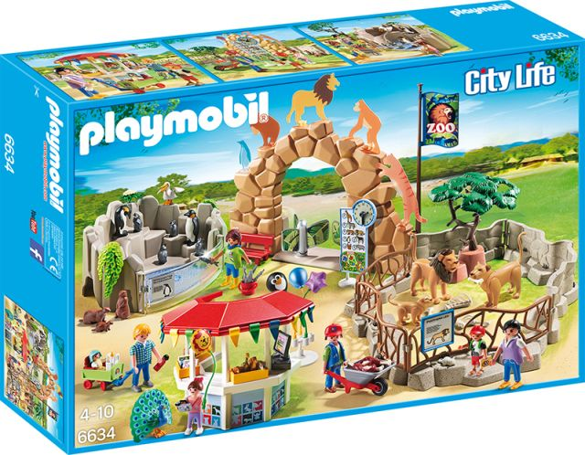 Playmobil-Gradina zoologica